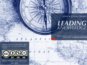 Leading Knowledge Cover