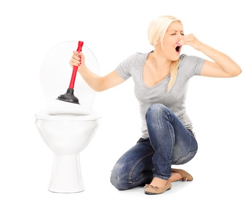 Unusual-Toilet-Smell_2JohnGPlumbing-comp- Clogged Sewer Lines