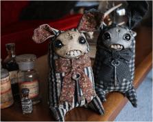 Amanda Louise Spayd dust bunnie