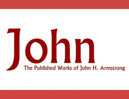 """""""We Are Called to Love,"""" Part 1 of a series of sermons by John H. Armstrong titled, """"Costly Love"""""""