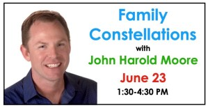 Family Constellations with John Harold Moore @ Nessler Civic Center - Alamo Room