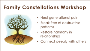 Family Constellations with John Harold Moore @ HeartSpace Spiritual Center -Dallas