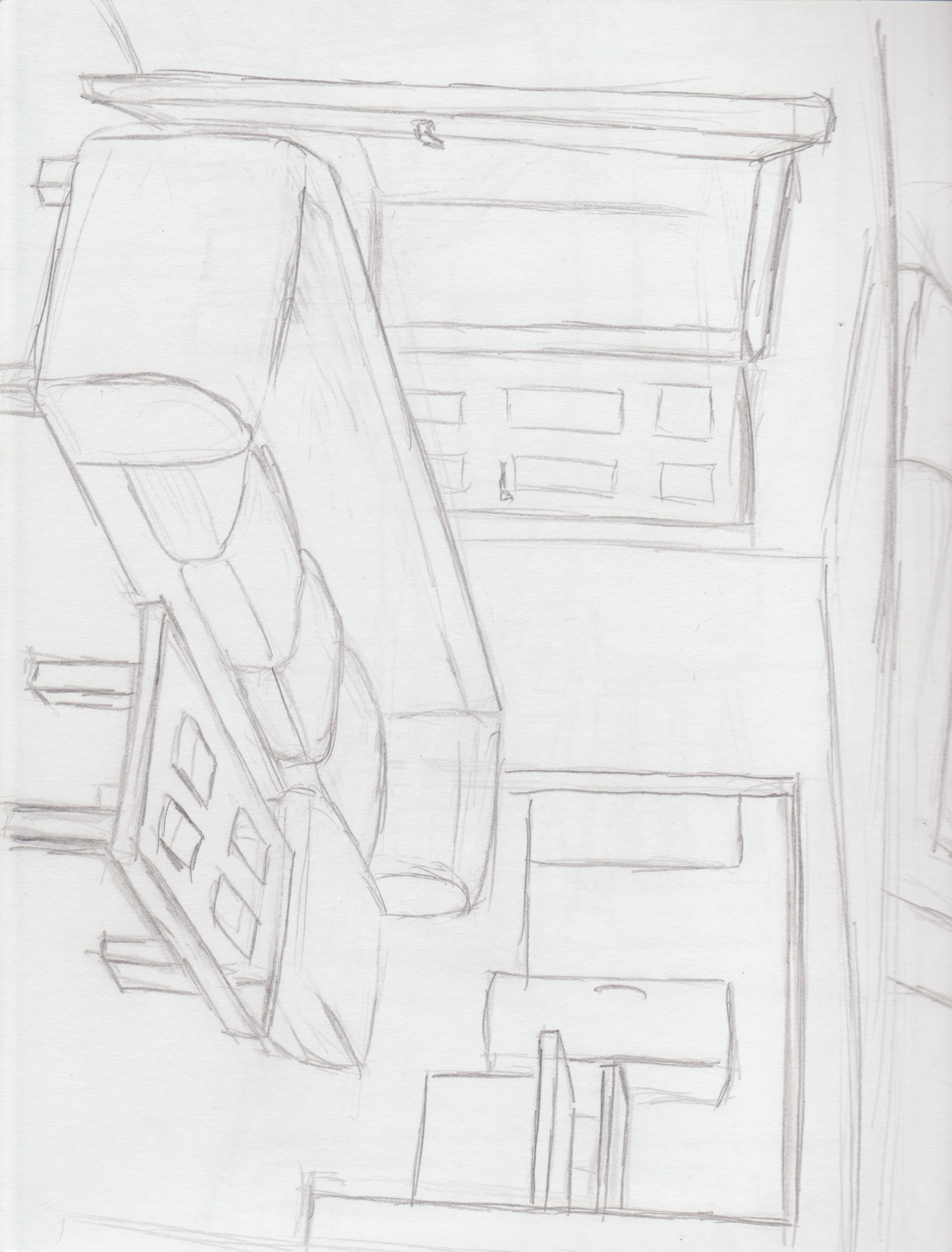 Animation Sketches