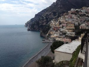 Positano, my favorite town in Italy.