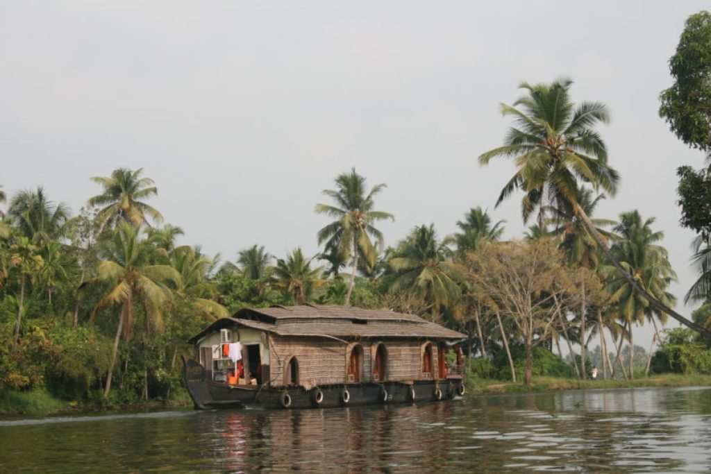 Many cruises are done in the lap of houseboat luxury.