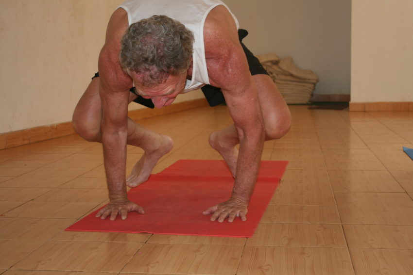 Yoga always stretched my idea of fitness, then it stretched my hamstrings