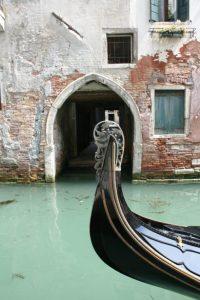 Gondola stern II