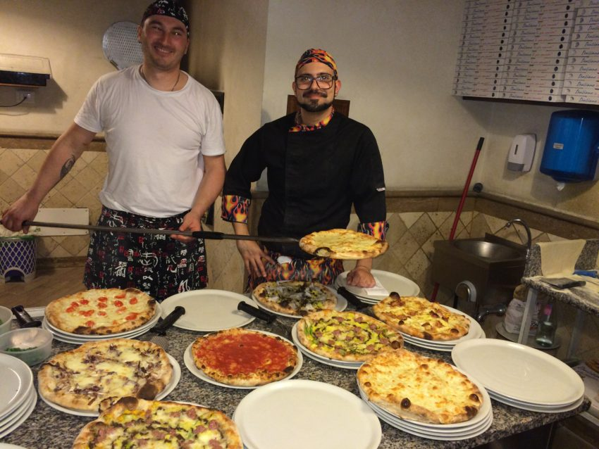 My five best pizzerias in Rome: 72 Ore tops the list