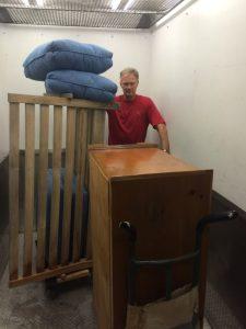 My Public Storage unit was costing me $158 a month.