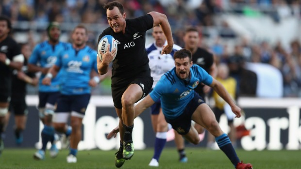 New Zealand's All Blacks are two-time defending World Cup champs and defeated Italy Saturday, 68-10.