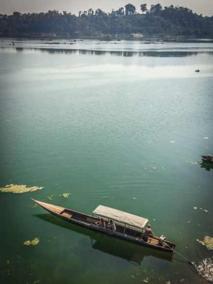 Longboats of the Mekong
