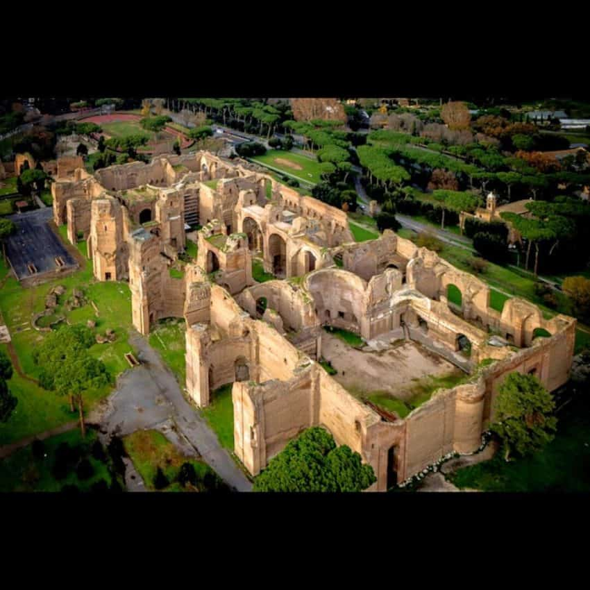The Baths of Caracalla: But really, how clean were the Ancient Romans?