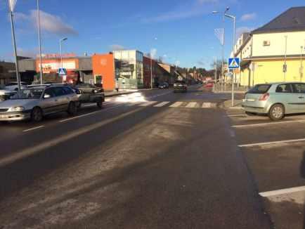 Downtown Prienai