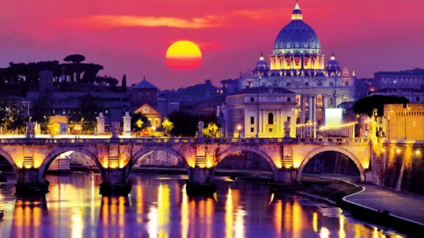 Four years in Rome: An anniversary ode to my favorite city in the whole world