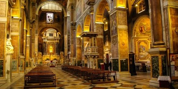 Basilica di Sant'Agostino. Reid's Italy photo