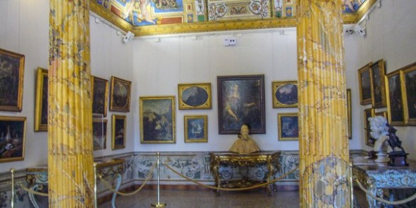 Galleria Corsini. Reid's Italy photo