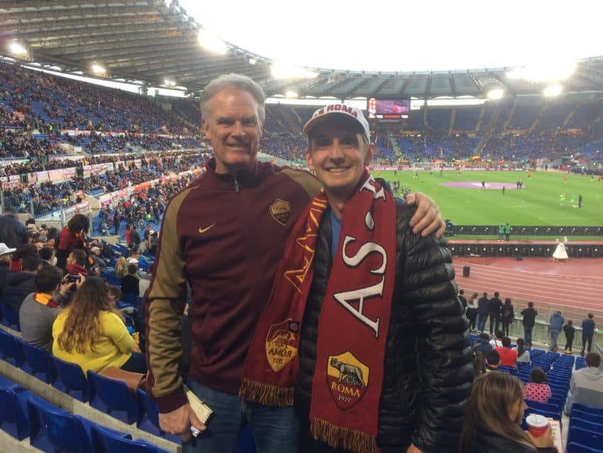 Nephew's visit to Roma-Juventus adds perspective to U.S. soccer woes