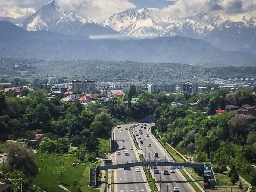Almaty: Kazakhstan's former capital a beacon of post-Soviet modernization — if only the government kept step