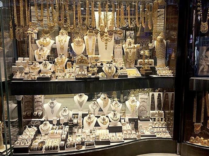 Bling is big in Dubai's Gold Souq