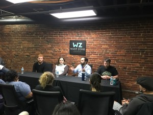 Warp Zone Panel Discussion