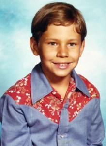 Me, age ten (1980)