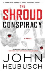 The Shroud Conspiracy Book Cover