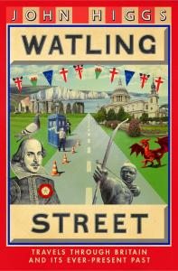 Watling Street book cover by John Higgs