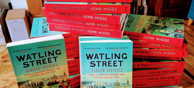 Watling Street paperback, audiobook and podcast online