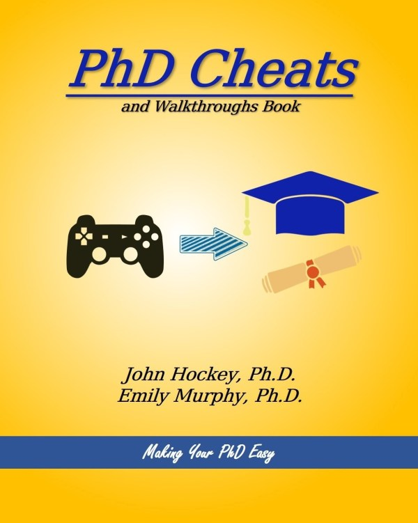 PhD Cheats and Walkthroughs