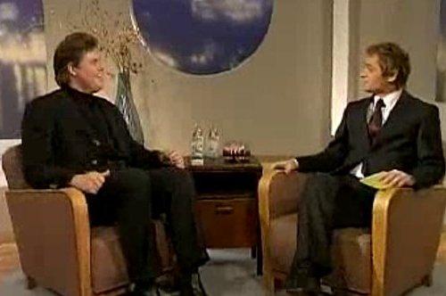 Intervju Söndagsöppet SVT (2004)