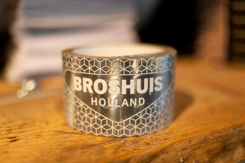 Spares and parts - Broshuis Reflective tape