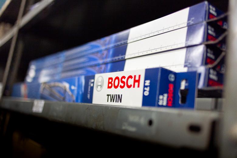 Bosch HGV Windscreen Wipers.