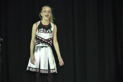 Singing Solo!