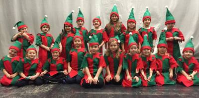 Some of our elves!