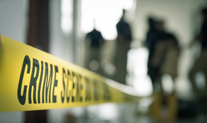 Violent Crime Data from the FBI