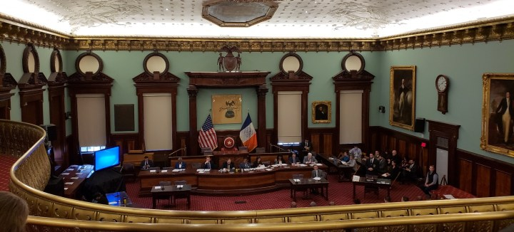 Testimony to the New York City Council