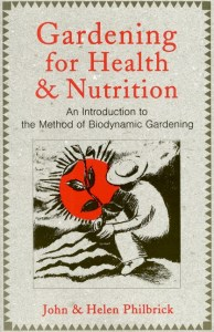 Gardening for Health and Nutrition Front Cover