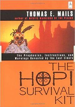 The Hopi Survival Kit by Thomas E. Mails