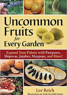 Uncommon Fruits for Every Garden Book Cover