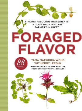 Foraged flavor cover. Image: https://www.amazon.com/Foraged-Flavor-Fabulous-Ingredients-Backyard/dp/030795661X