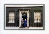 Mr and Mrs Thatcher's Christmas card for 1982