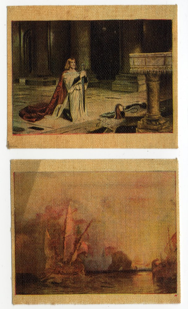 'The poor man's encyclopaedia': An exploration of the depiction of fine art on cigarette cards. A guest post by Hannah Wills (1/3)