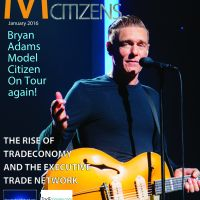 The Long Island News Group breaking News for Model Citizens Magazine featuring Bryan Adams by John Joseph Dowling Jr.