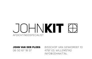 JohnKit visitekaart