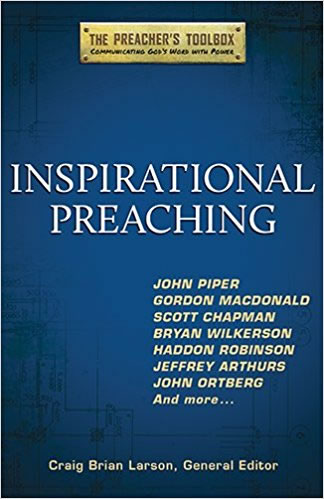 Cover of Inspirational Preaching by Craig Brian Larson