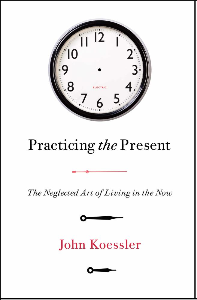 Cover of Practicing the Present