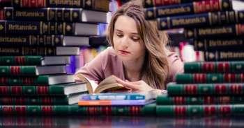 student books college