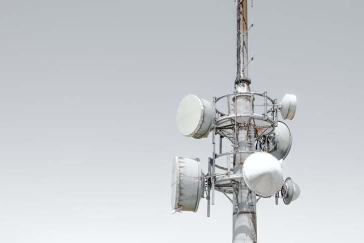 5G radiation cellular tower