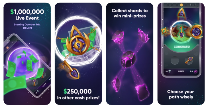 press play slots mobile game contest