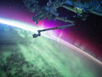 first space war starlink spaceX satellites